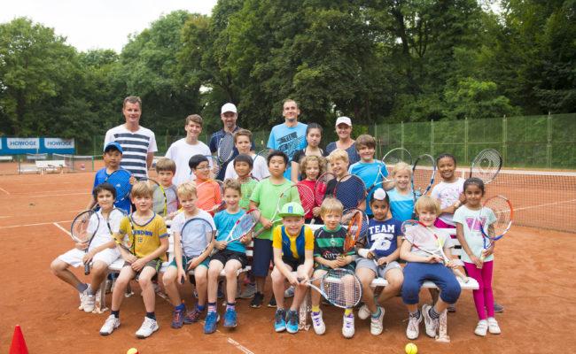Tenniscamp 2017 – Ein voller Erfolg